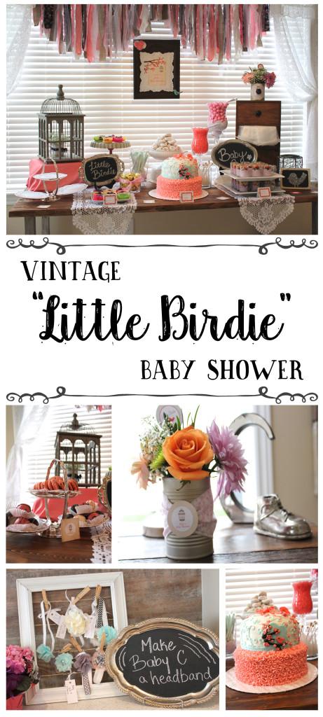 Birdie Shower