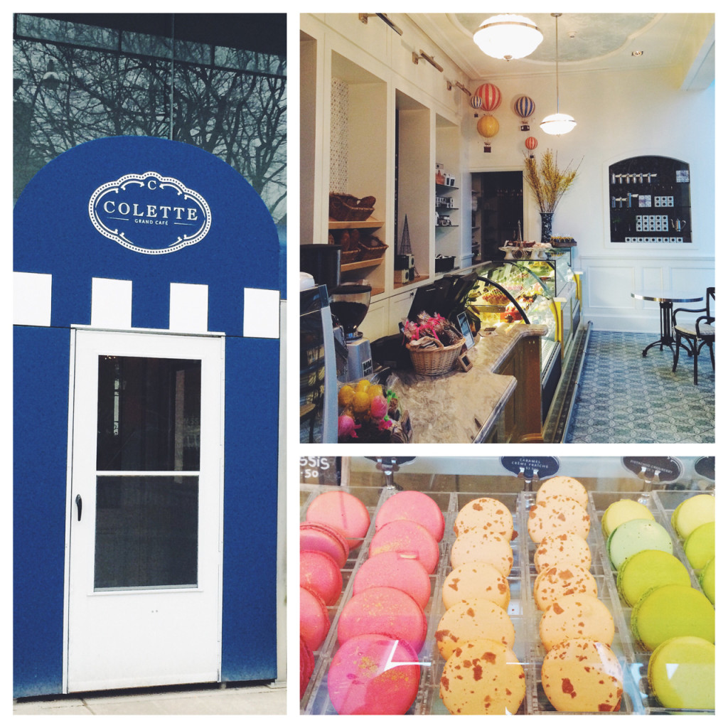 Colette Grand Cafe Macarons