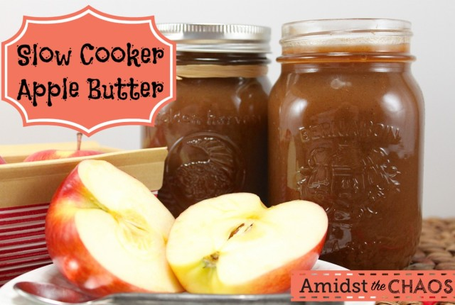 ... Carrot Cake Recipe: Clean Life, Happy Wife Slow Cooker Apple Butter