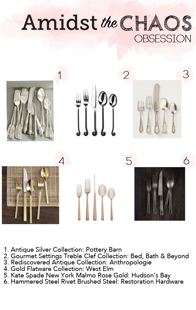 Curated Flatware