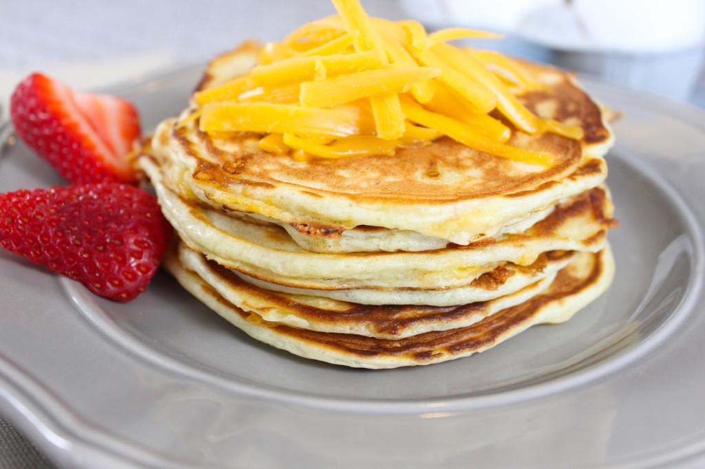 Golden Penny Pancakes