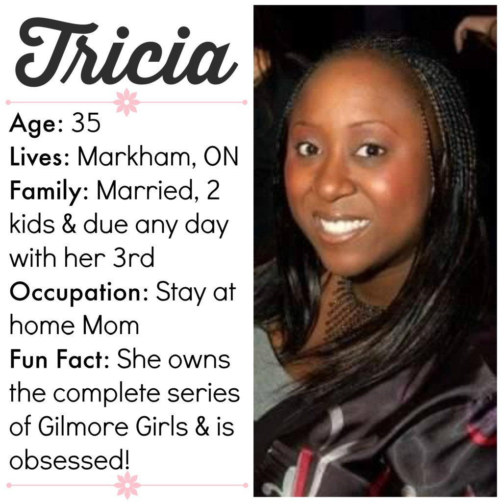 Guest Reader Post - Tricia