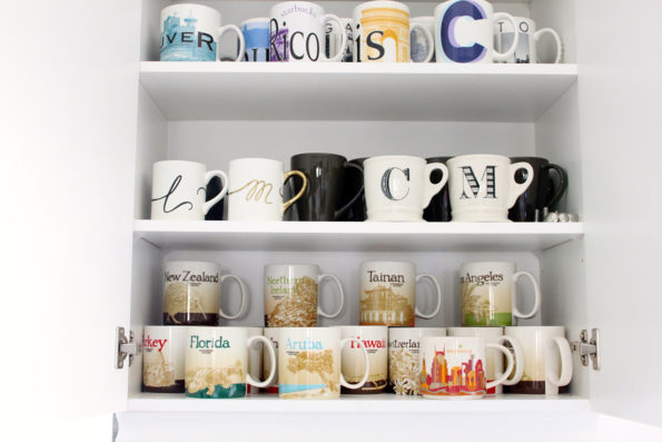 Starbucks City Mugs