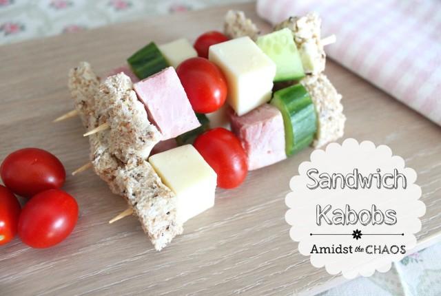 Sandwich Kabobs