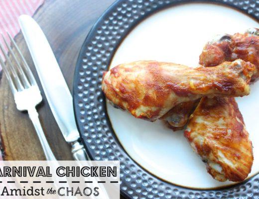 Carnival Chicken
