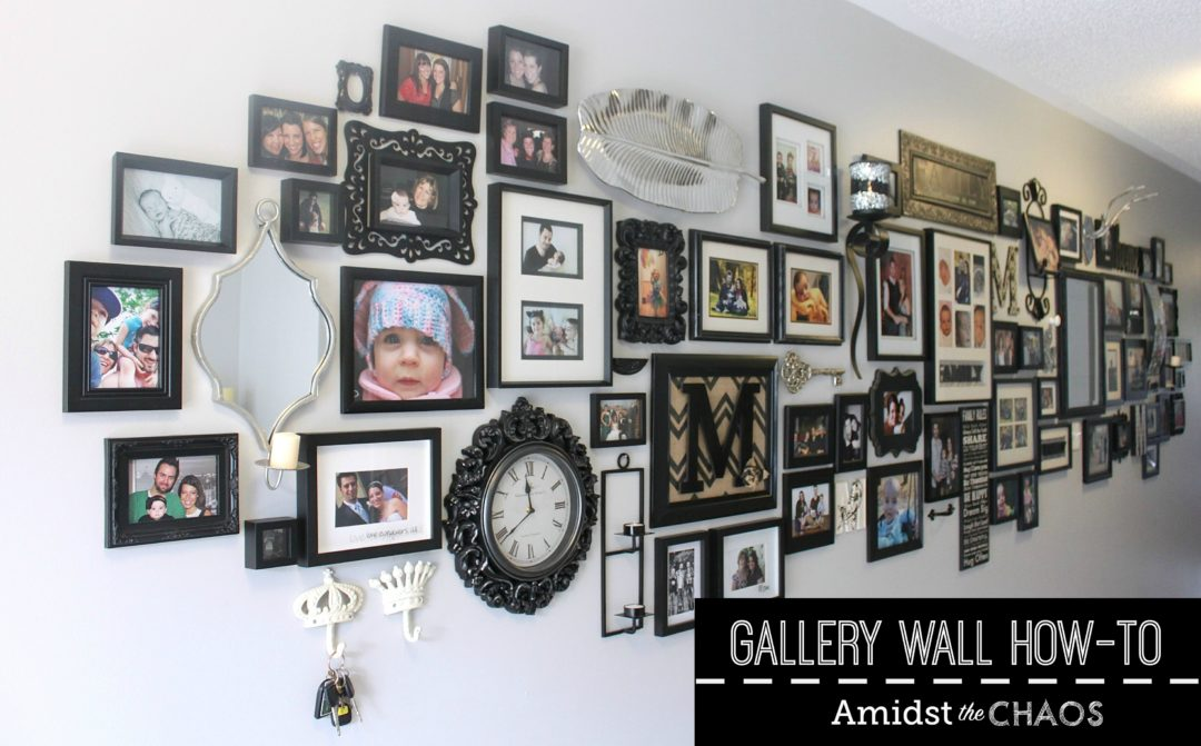 Gallery Wall How to