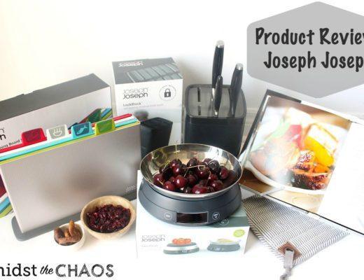 Joseph Joseph Kitchen Gadget Review