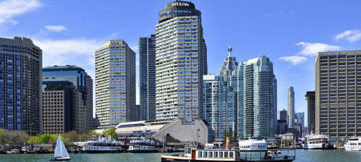 Westin Harbour Castle Toronto Hotel