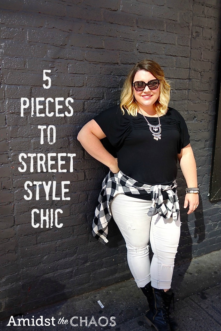5 pieces to street style chic