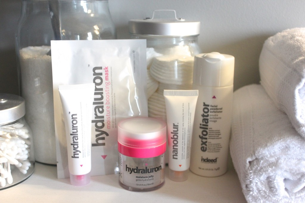 Indeed Labs Skin care products