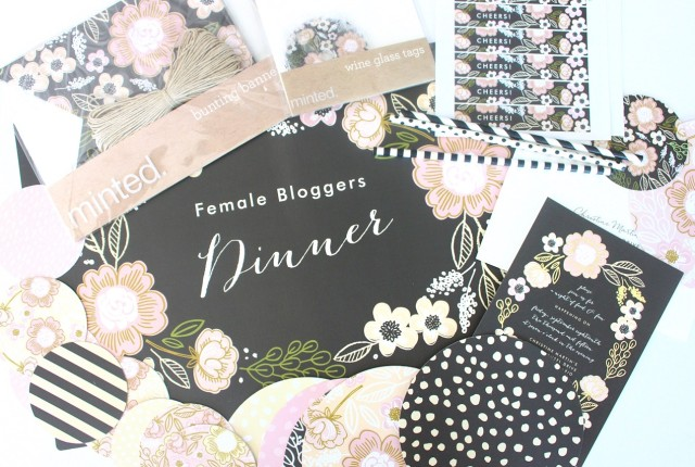 Throw a party with minted
