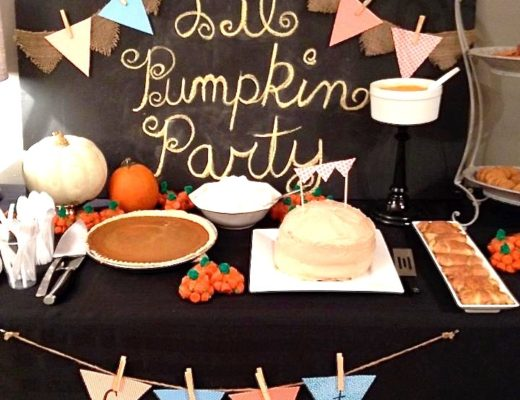 Lil Pumpkin Party