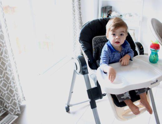 Safety 1st Ergo High Chair