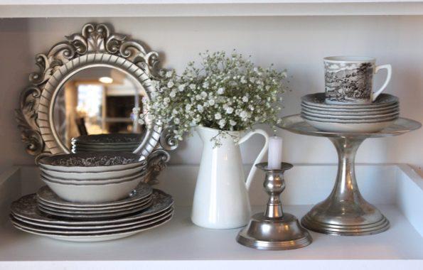 Home Tour White Kitchen