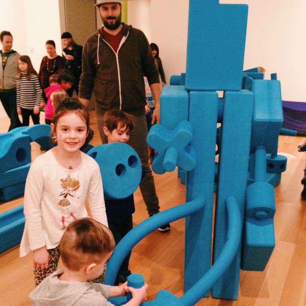 Art Gallery of Ontario Family