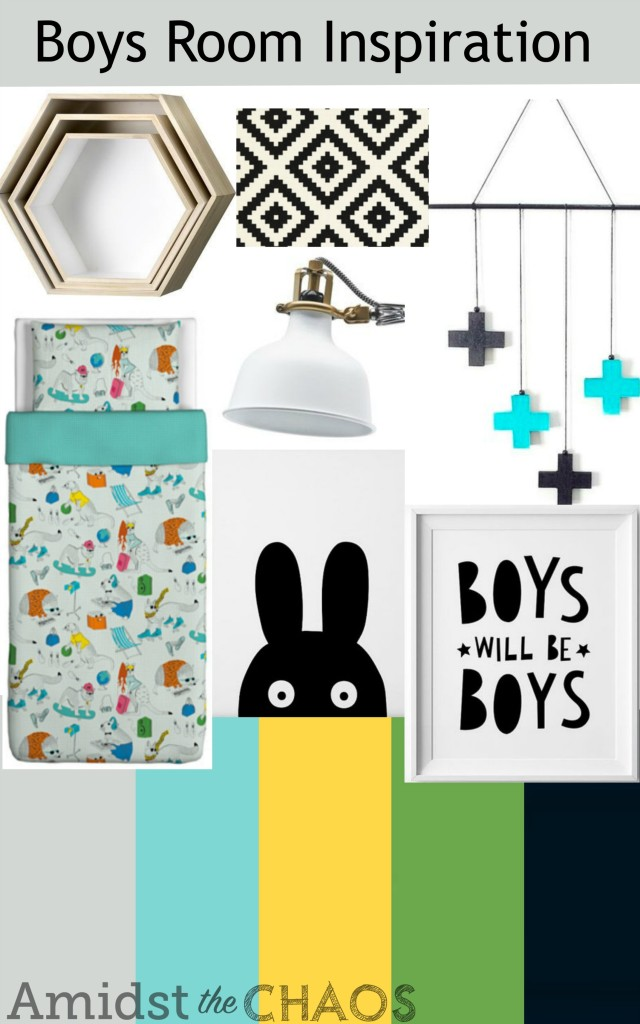 Boys Room Inspiration