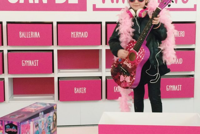 Rockstar Barbie