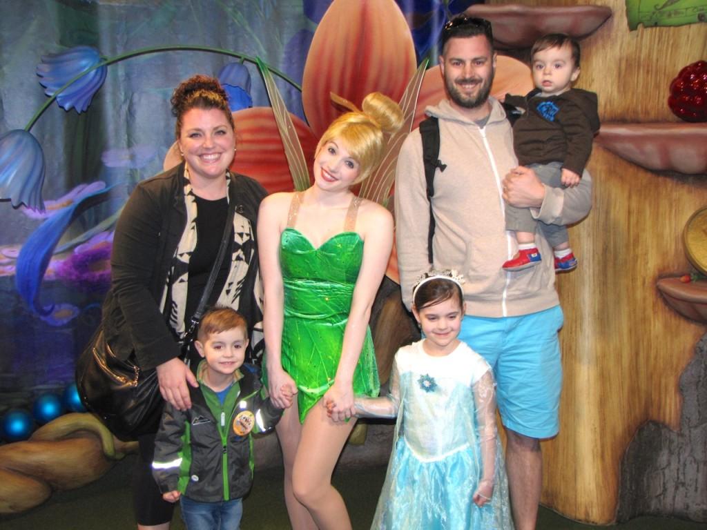 Magic Kingdom Tinker Bell
