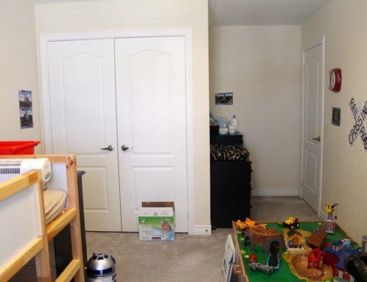 Boys Room One Makeover Room Challenge