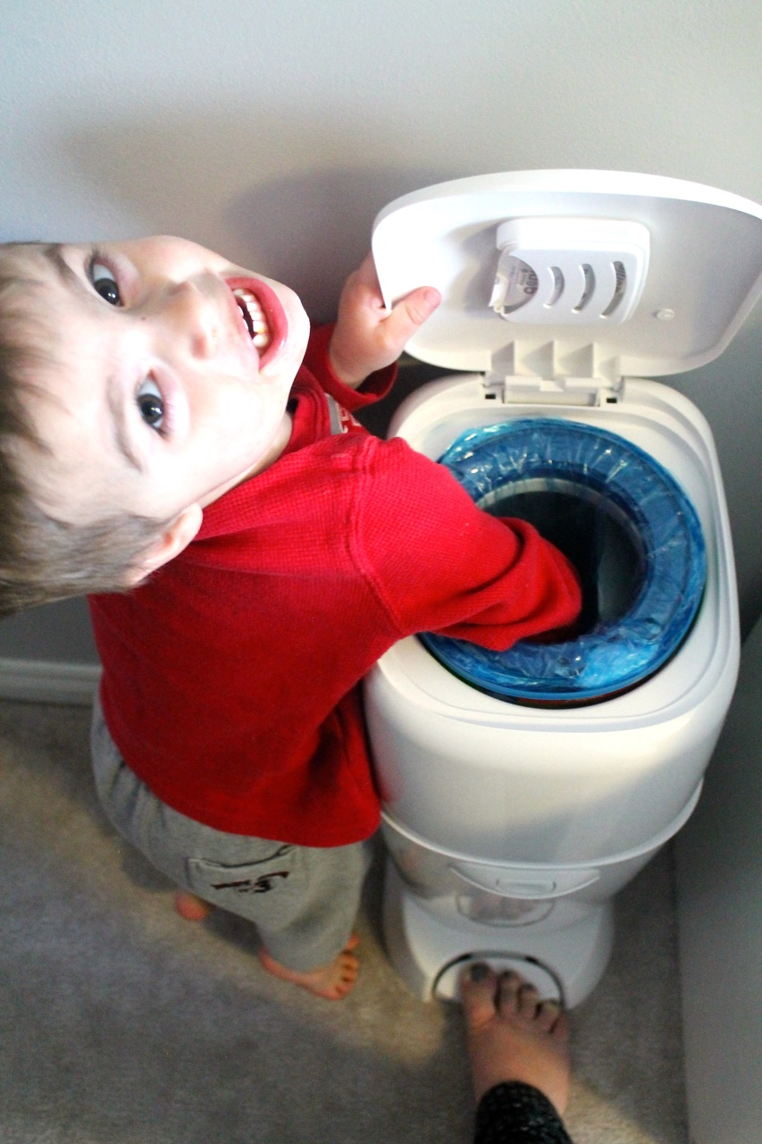 Taking Out the Trash: The Stinky Truth About Diapers ...