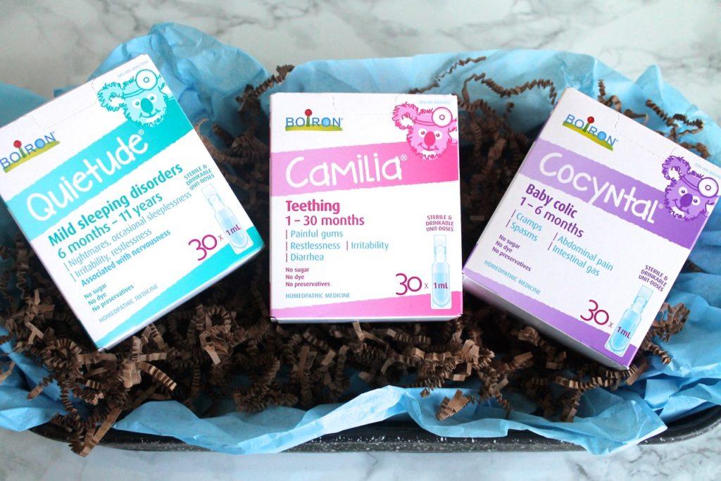 boiron natural baby medicines