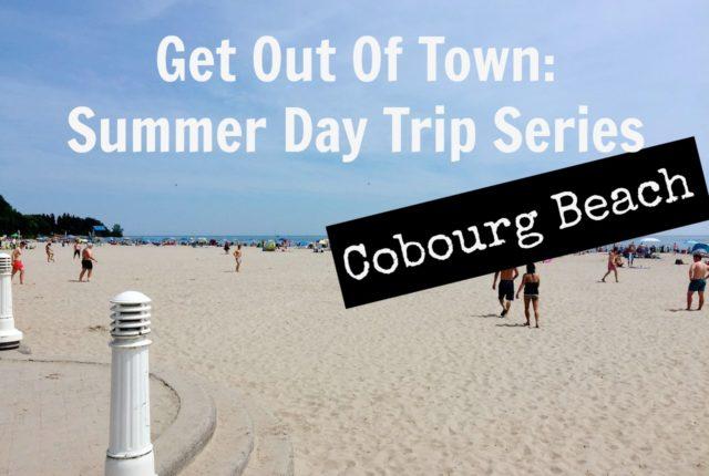 Cobourg Beach Lake Ontario