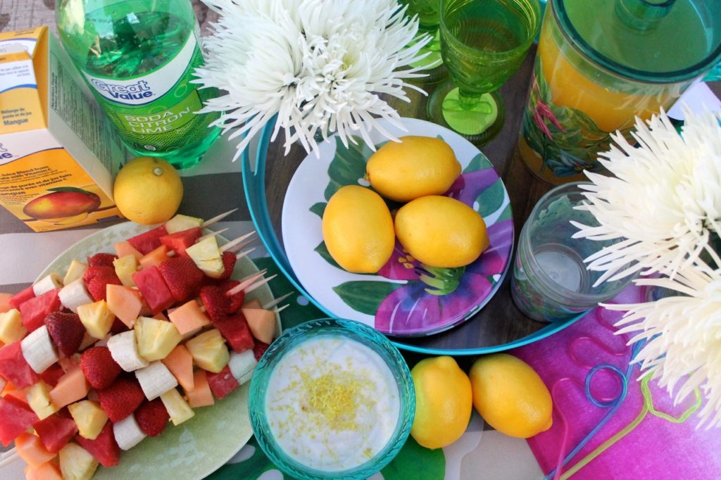 Summer entertaining on a budget with Walmart