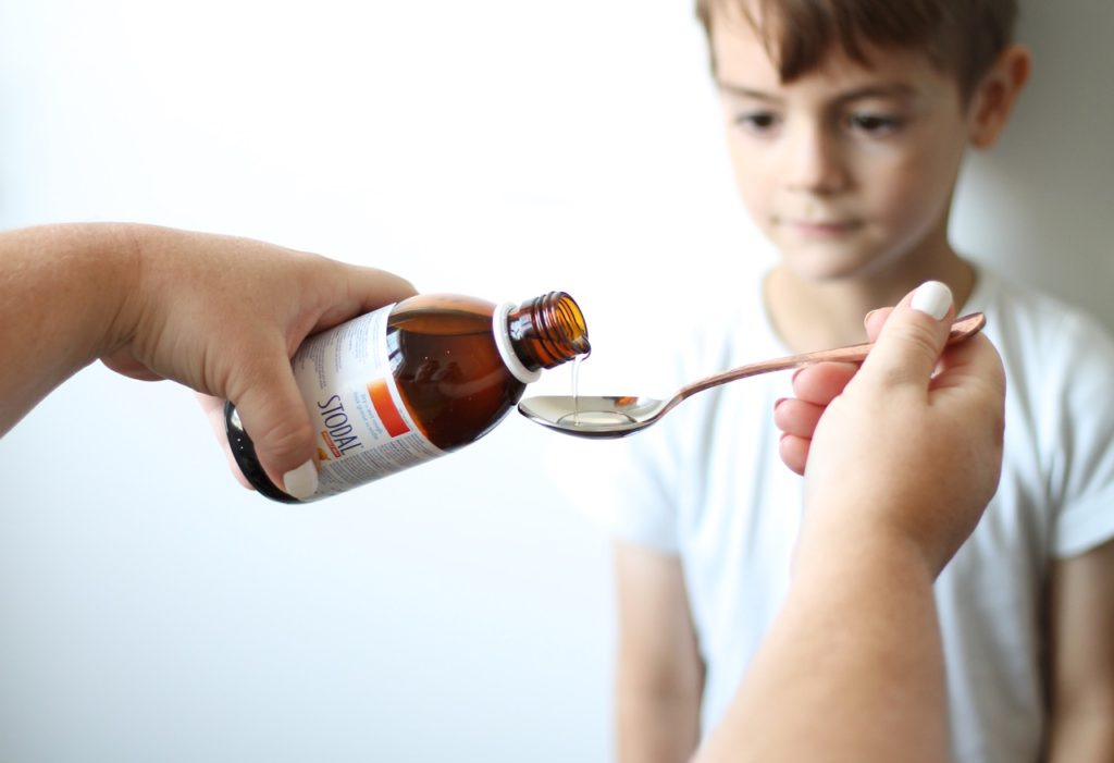 natural cold and flu remedies for children