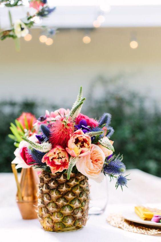 Pineapple+vase