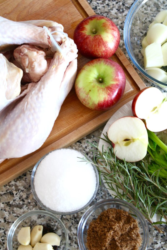 how to brine and cook a moist turkey