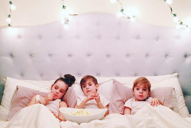 Netflix Family Movie Night Tangled