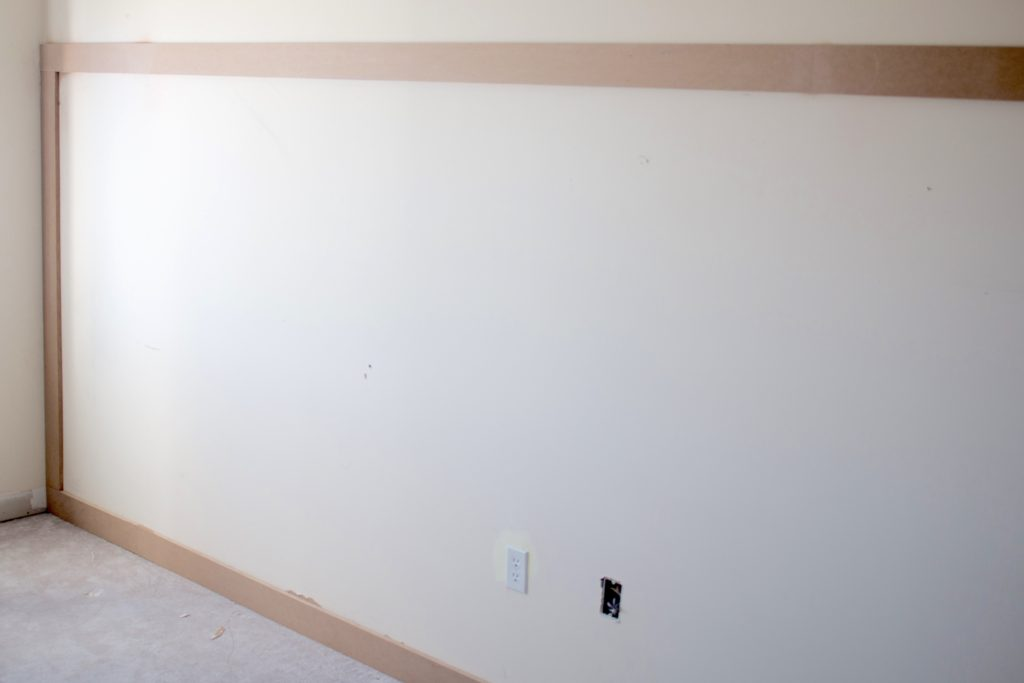 one room challenge board and batten how to