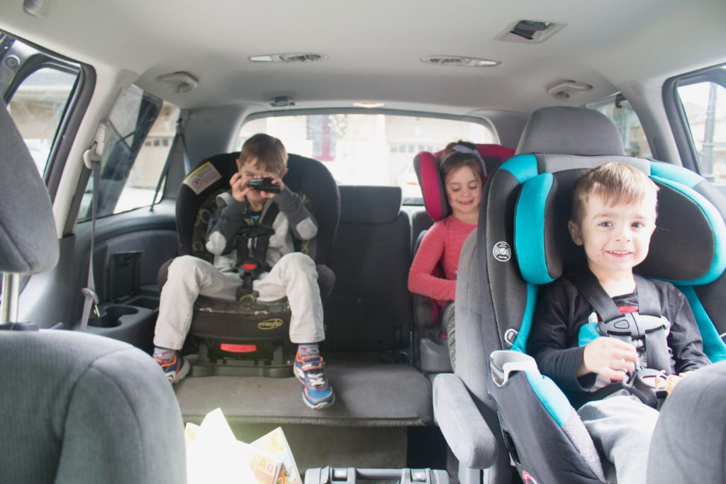 five ways to prepare for a road trip with your kids