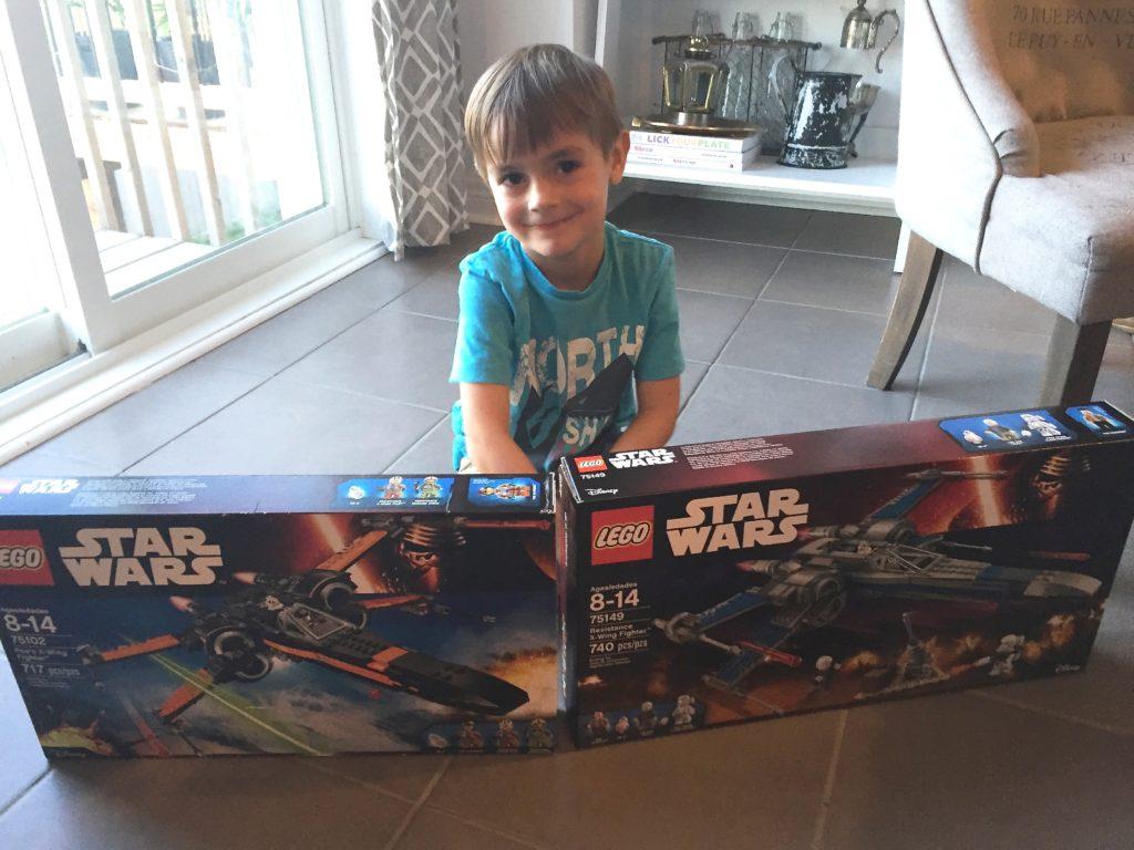 kids lego birthday party