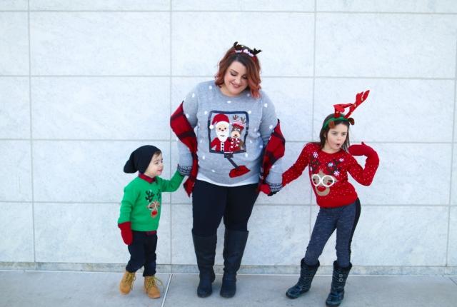 ugly christmas sweater walmart