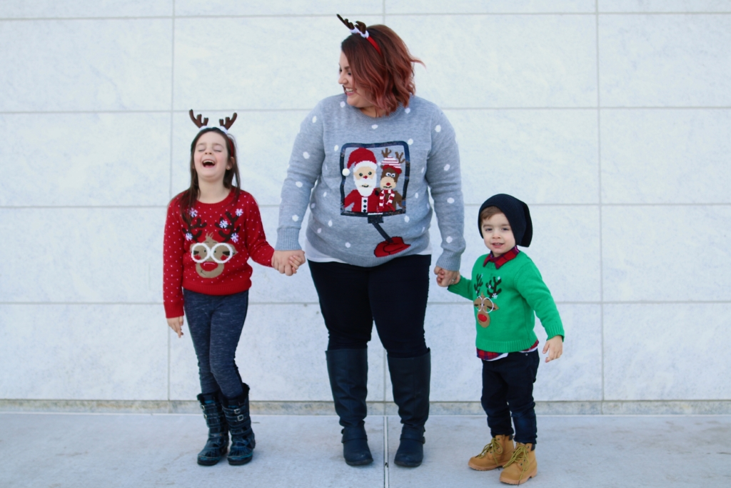 ugly christmas sweater walmart