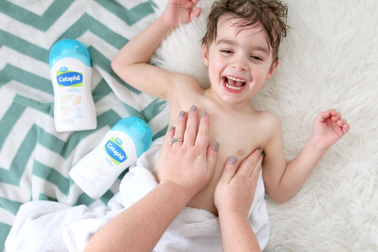 Keeping Your Childs Skin Moisturized With Cetaphil Baby Amidst Special Package Mom And The Chaos